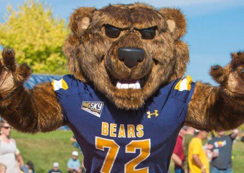 Northern Colorado Bears mascot