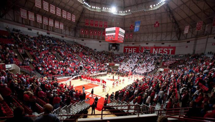Ball State Cardinals Worthen Arena