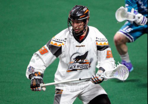 New England Black Wolves vs NLL Philadelphia