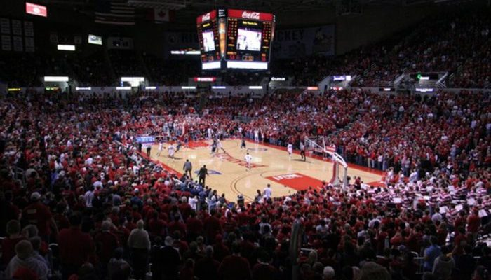 Carver Arena Bradley Braves