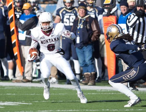 Brawl of the Wild Montana State Bobcats Grizzlies