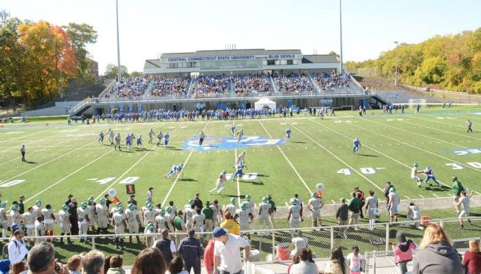 Central Connecticut Blue Devils Arute Field