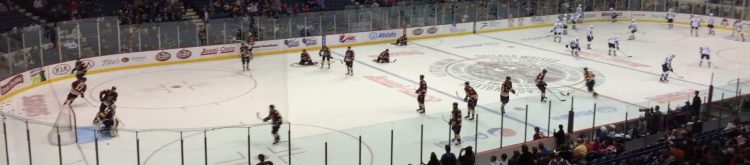 Chicago Wolves Allstate Arena