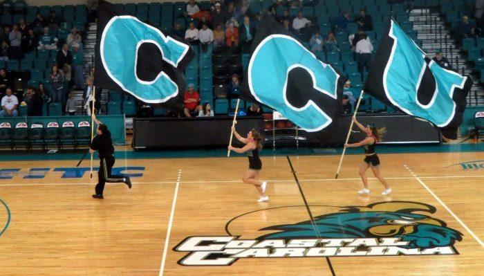 HTC Center Coastal Carolina Chanticleers