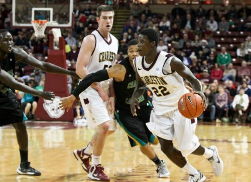 Charleston College vs Coastal Carolina basketball