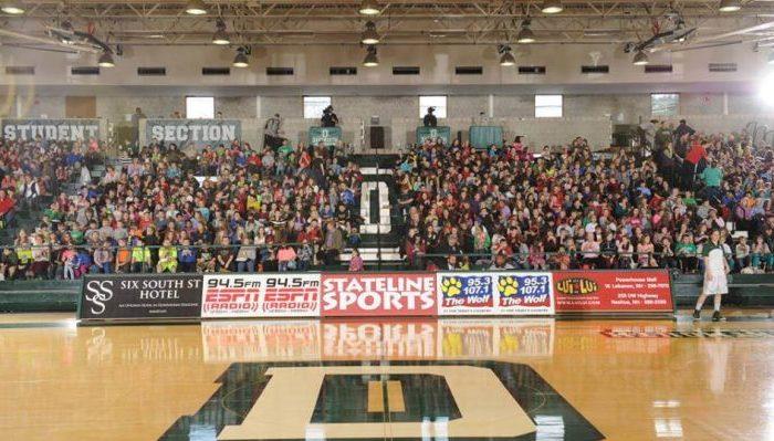 Dartmouth Big Green Leede Arena
