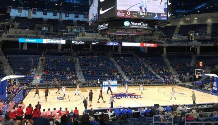 Wintrust Arena DePaul Blue Demons