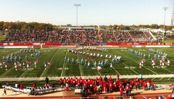 Delaware State Hornets Alumni Stadium