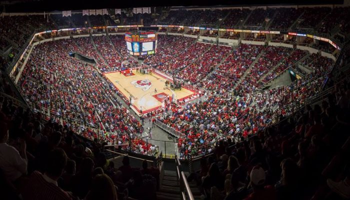 Fresno State Bulldogs Save Mart Center