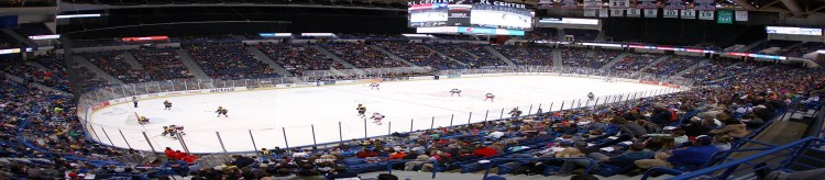 Hartford Wolf Pack XL Center
