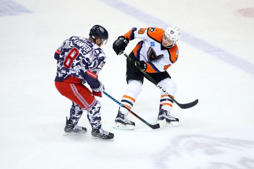Hartford Wolf Pack vs Lehigh Valley Phantoms