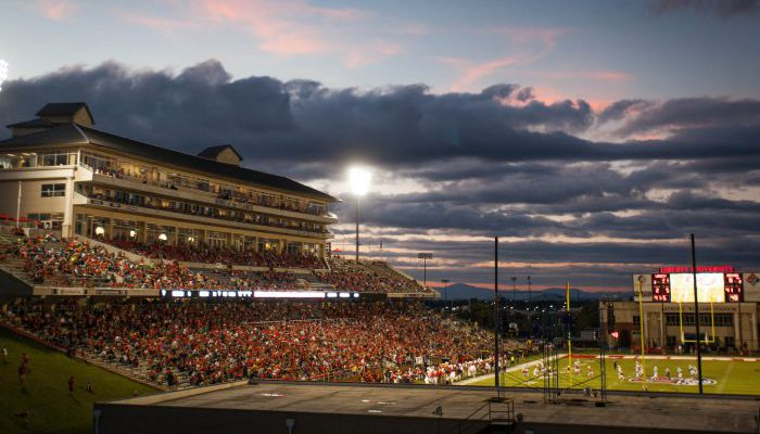 Liberty Flames Williams Stadium