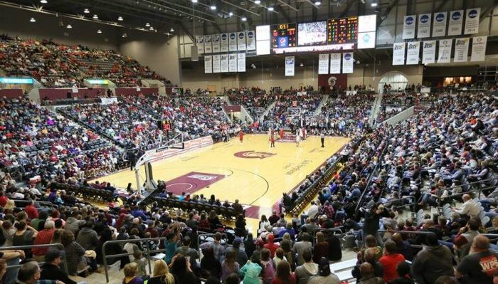 Little Rock Trojans Jack Stephens Center