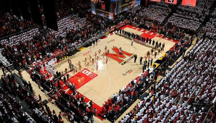 Maryland Terrapins Xfinity Center