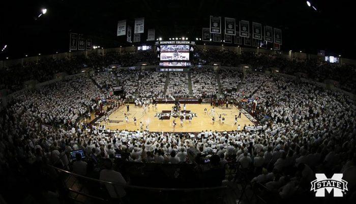 Mississippi State Bulldogs Humphrey Coliseum