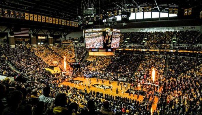 Mizzou Arena Missouri Tigers