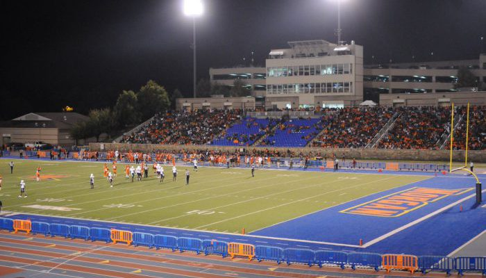 Hughes Stadium Morgan State