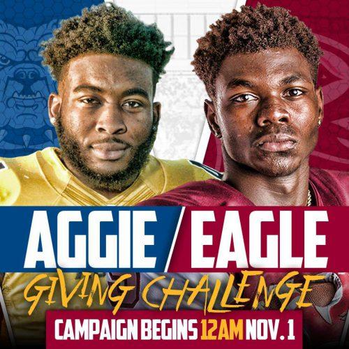 North Carolina AT Aggies vs North Carolina Central Eagles
