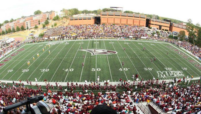 North Carolina Central Eagles O'Kelly–Riddick Stadium