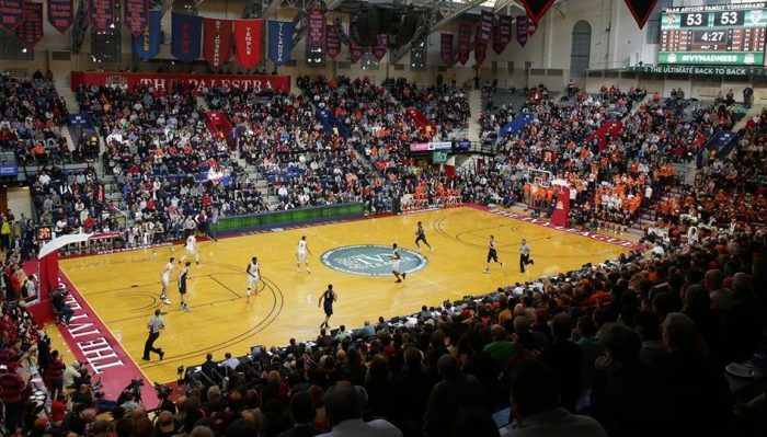 Penn Quakers The Palestra