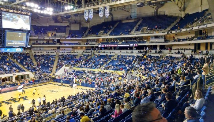 Petersen Events Center Pittsburgh Panthers
