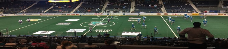 Rochester Knighthawks Blue Cross Arena