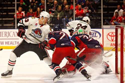 Rockford IceHogs Grand Rapids Griffins