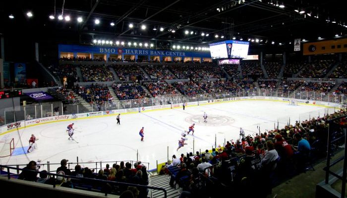 Rockford IceHogs BMO Harris Bank Center