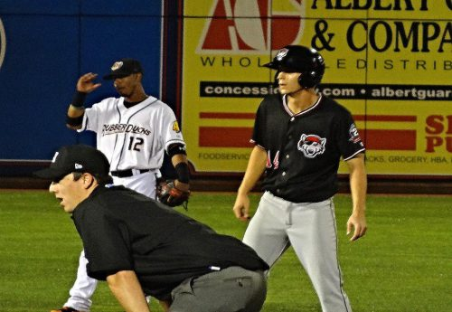 Akron RubberDucks vs Erie SeaWolves