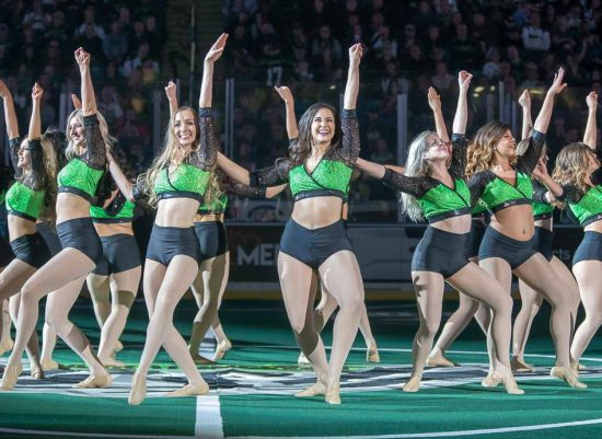 Saskatchewan Rush Dancers