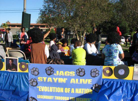 Southern Jaguars parade