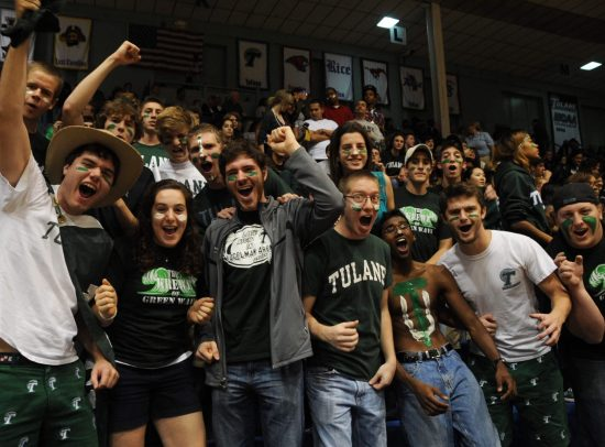Tulane Basketball