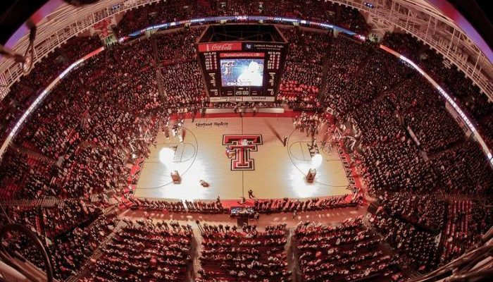 United Supermarkets Arena Texas Tech Red Raiders