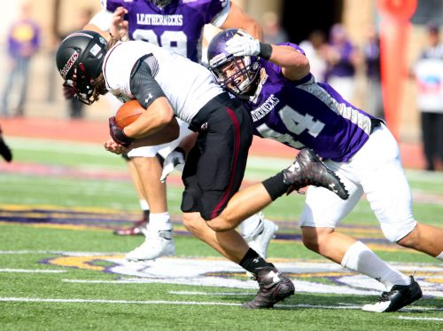 WIu vs SIU football