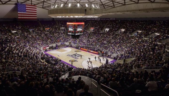 Dee Events Center Weber State Wildcats basketball