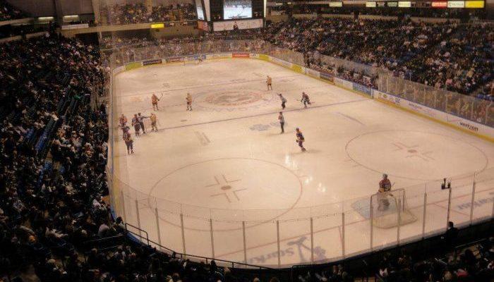 Mohegan Sun Arena at Casey Plaza Wilkes BarreScranton Penguins