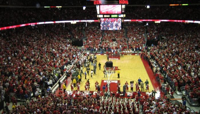 Kohl Center Wisconsin Badgers