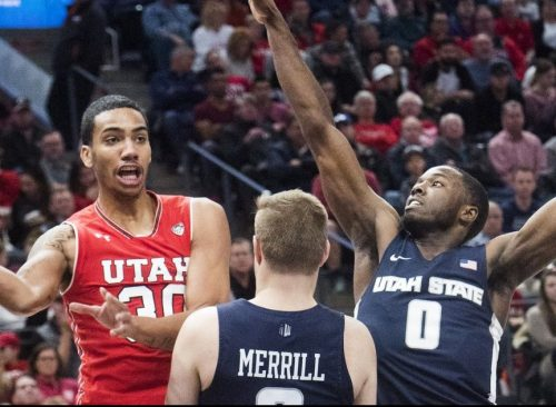 Utah State vs utah Utes
