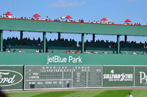 Green Monster JetBlue Park at Fenway South