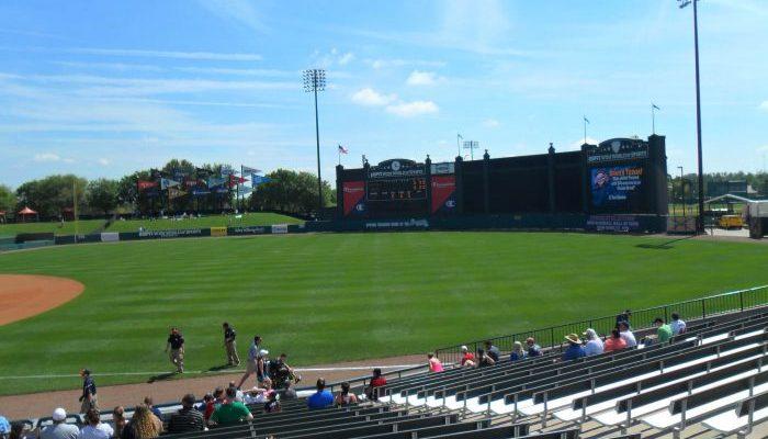 Champion Stadium Atlanta Braves