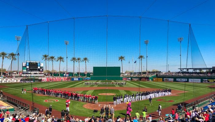 Cleveland Indians Goodyear Ballpark