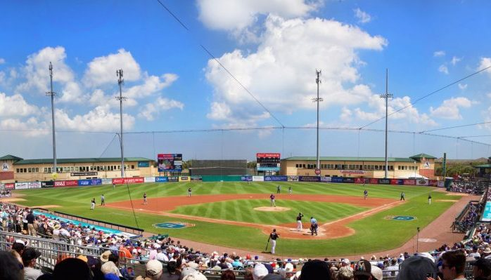47c0f2a8c49 Miami Marlins Spring Training Tailgating