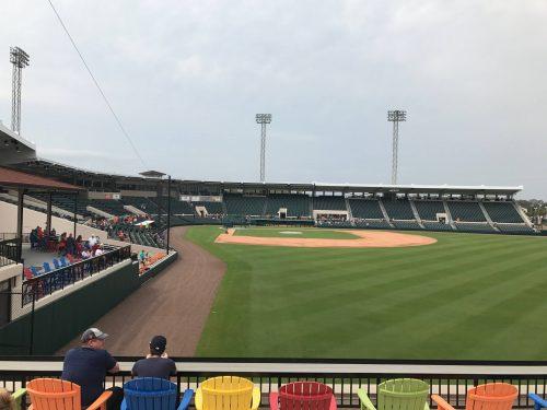 Publix Field at Joker Marchant Stadium