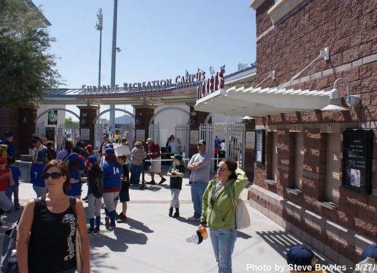 Kansas City Royals Spring Training Surprise Stadium