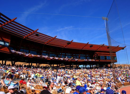 Los Angeles Dodgers Spring Training Camelback Ranch