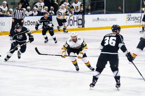 Golden Knights vs LA Kings