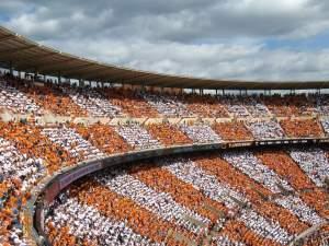 Neyland Stadium University of Tennessee