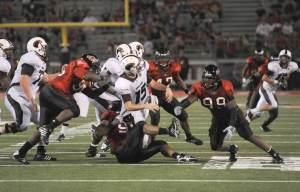 Arkansas State Red Wolves vs ULM Warhawks football game