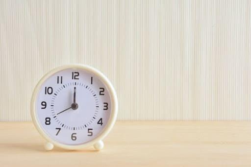 一般的に避けたほうが良い時間帯とは?