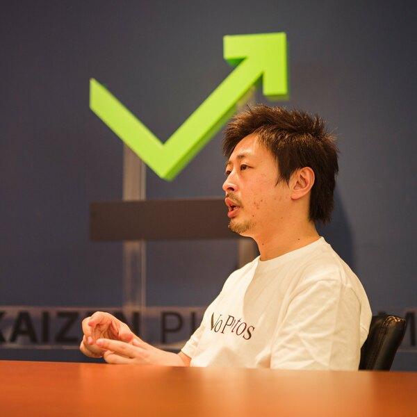 営業活動のムリ・ムラ・ムダを減らす戦略について話す須藤氏